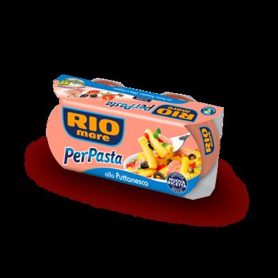 Tonno Rio Mare Per Pasta alla Puttanesca 160 gr