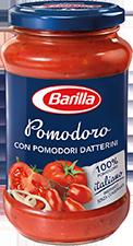 Sugo con Pomodori Datterino Barilla 400 gr