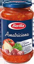 Sugo Amatriciana Barilla 400 gr