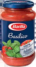 Sugo Pomodoro e Basilico Barilla 400 gr