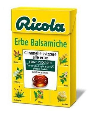 Ricola Balsamiche Astuccio 50 gr