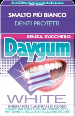 Daygum White Denti Protetti Astuccio 29 gr