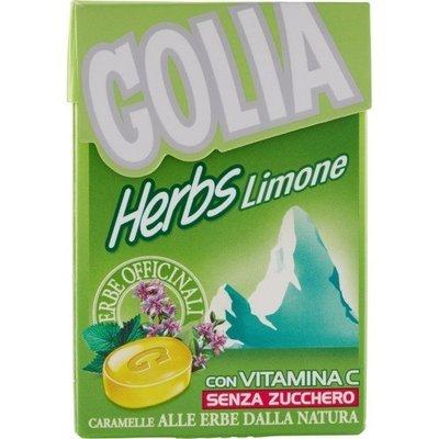 Golia Erbe Limone Astuccio 49 gr