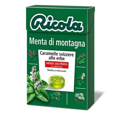 Ricola Erbe Di Montagna Astuccio 50 gr