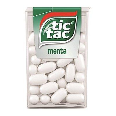Tic Tac Confetti Menta 18 gr