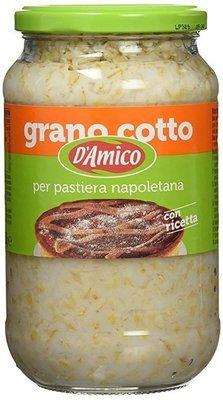 Grano Cotto Per Pastiera D'Amico 580 gr