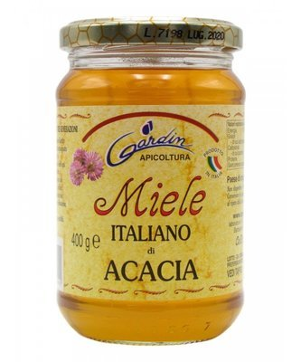 Miele Italiano Di Acacia Gardin 400 gr