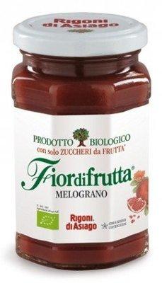 Confettura Fiordifrutta Melograno Rigoni 250 gr