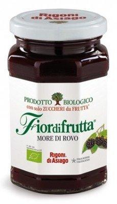 Confettura Fiori Di Frutta Rigoni More Di Rovo 250 gr