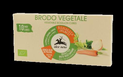 Brodo Vegetale Alce Nero 100 gr