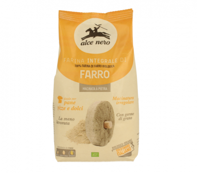 Farina Di Farro Alce Nero 500 br