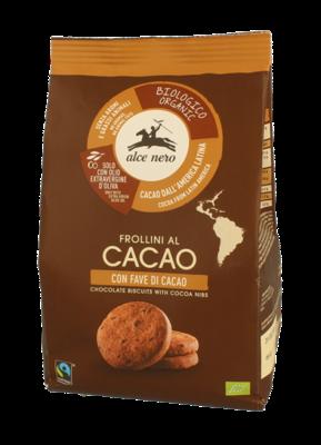 Frollini Fave Di Cacao Alce Nero 250 gr