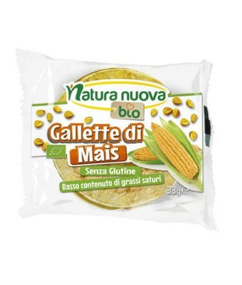 Gallette Mais Natura Nuova 100 gr