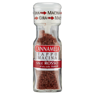 Sale Rosso Delle Hawaii Cannamela 60 gr