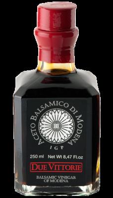 Aceto Balsamico Di Modena Igp Due Vittorie 250 ml