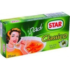 Dado Star Classico 20p 200 gr