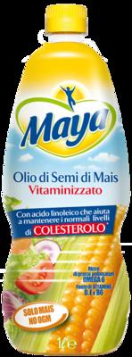 Olio Di Semi Di Mais Maya 1l