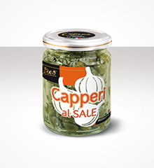 Capperi Al Sale Citres 70 gr