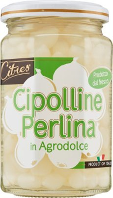 Cipolline Perline in Agrodolce Citres 290 gr
