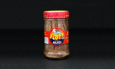 Filetti Di Alici Flot In Olio Di Girasole 78 gr