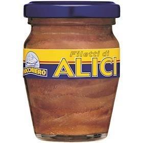 Filetti Di Alici Nocchiero In Olio Di Oliva 48 gr
