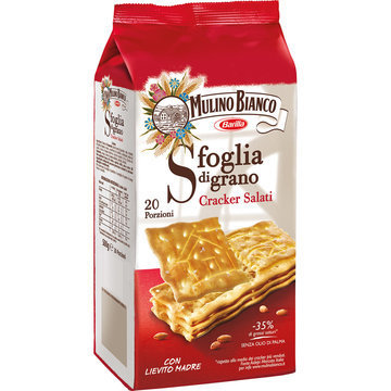 Cracker Al Pomodoro Mulino Bianco 250 gr