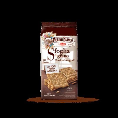 Cracker Integrali Mulino Bianco 500 gr