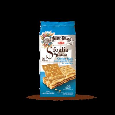 Cracker Non Salati Mulino Bianco 500 gr
