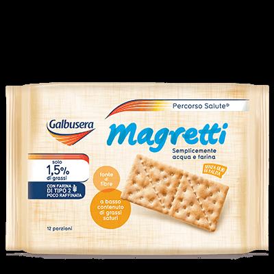 Cracker Magretti Galbusera 380 gr