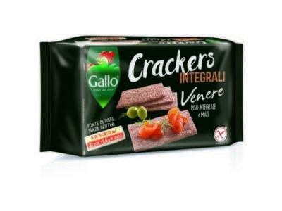 Cracker Integrale Confido Venere Gallo 180 gr