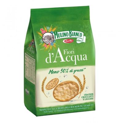 Cracker Fiori D'Acqua Mulino Bianco 250 gr