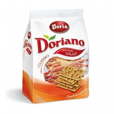 Cracker Salati Doriano Sacco 700 gr