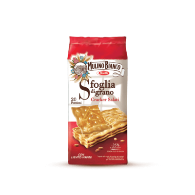 Cracker Salati Mulino Bianco 500 gr