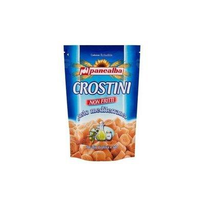 Crostini Mediterranei Panealba 100 gr