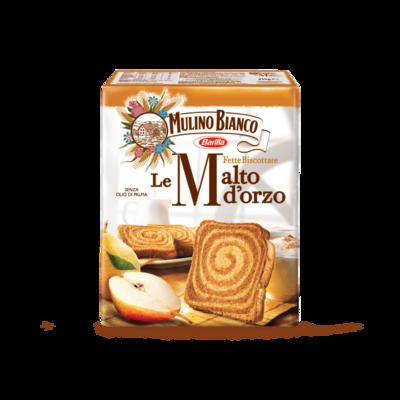 Fette Biscottate Al Malto Mulino Bianco 315 gr