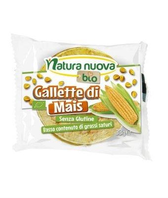Gallette Di Mais Bio Natura Nuova 100 gr
