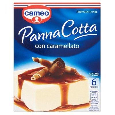 Panna Cotta Cameo