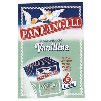 Vanillina Paneangeli 6 Bustine 3 gr