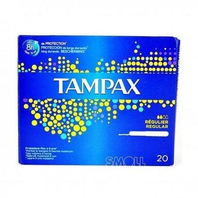 Assorbente Tampax Regular 20 pz