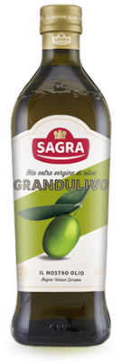 Olio Extravergine Di Oliva Grandulivo Sagra 1l
