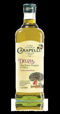 Olio Extravergine Di Oliva Delizia Carapelli 750 ml