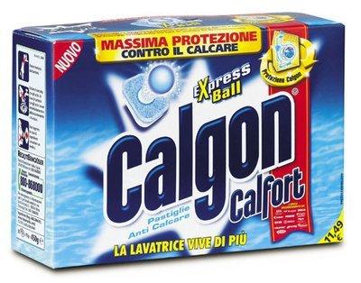 Calgon Pastiglie Anticalcare 12 Lavaggi 180 gr