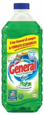General Lavatrice 28 Lavaggi Fresco Mughetto lt 1.820