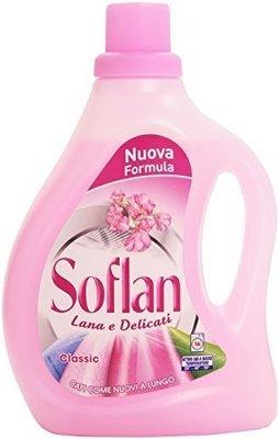 Soflan Liquido Lana e Delicati 15 Lavaggi  900 ml
