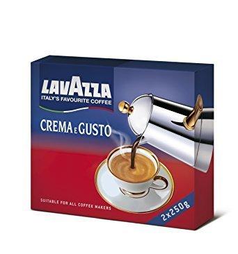 Caffè Lavazza Crema e Gusto Classico 500 gr