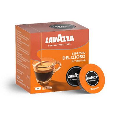 Caffè Lavazza A Modo Mio Delizioso 16 Capsule 120 gr