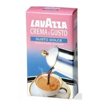 Caffè Lavazza Crema e Gusto Dolce 250 gr