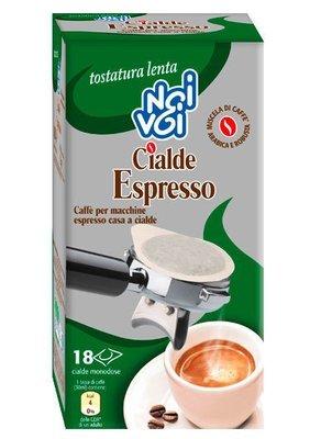 Caffè Noi&Voi 18 Cialde Per Espresso 125 gr