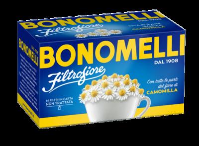 Camomilla Filtrofiore Bonomelli 14 filtri