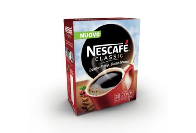 Nescafe Solubile Classic 20 Buste 34 gr